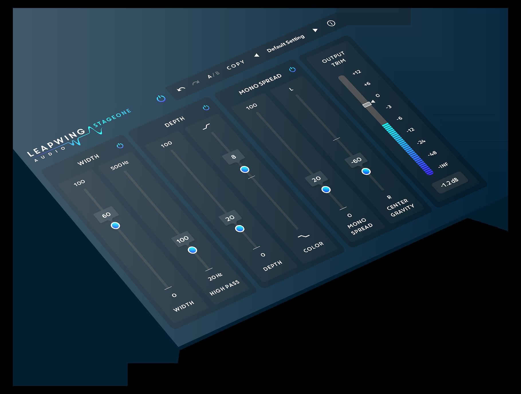 Leapwing Audio - Innovative Audio Plugins