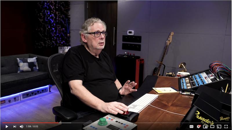 Dave Pensado explores StageOne in ITL video