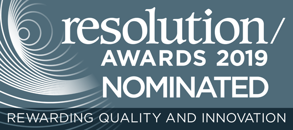 Resolution Awards Nomination for DynOne